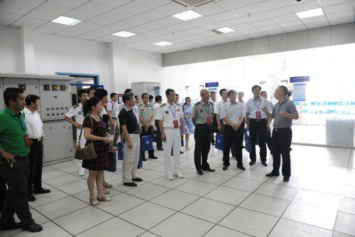 江苏海事职业技术学院承办定向培养直招士官专业组成立大会并成功当选